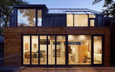 Laneway Housing: The Single-Family Dwelling Re-Imagined