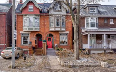 Globe & Mail – Done Deals: Rental parking helps sell Annex Victorian | Published June 2nd, 2019